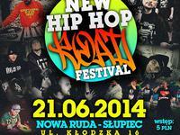 NEW HIP HOP ROAD FESTIVAL 2014