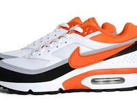 Nike Air Classic BW White-Black-Team Orange