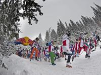Red Bull Zjazd na Krechę 2015 - Szczyrk