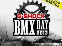 G-Shock BMX Day 2013 już w tę sobotę