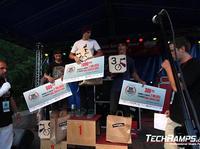 Bike Contest Jastrzębie Zdrój - Podium BMX