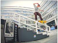 Klip zapowiadający Światowy Finał Red Bull Skate Arcade