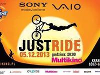 Dzisiaj premiera Just Ride!