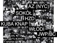 19.06 Warszawa: V urodziny Rap History Warsaw