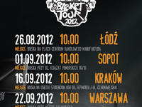 AND1 BASKET TOUR 2012 - Kraków