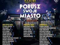 Zawodnicy - Porusz Swoje Miasto z Rockstar - Downmall Arkadia