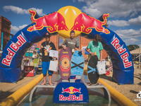 Red Bull Skim It vol. 9 - podium amatorzy