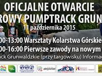 Pumptrack - osiedle Grunwaldzkie - Olsztyn