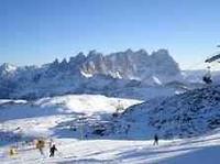 Zakończenie sezonu, narty/snowboard w słonecznych Włoszech, Caviola di Falcade.