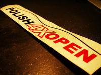 Polish 4X Open 2013