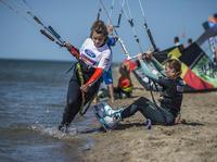 Ford Kite Cup 2019 - rusza I etap zawodów o PP i MP w kitesurfingu