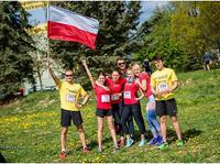 Relacja z trzeciomajowego biegania w ramach Olsztyn Biega!