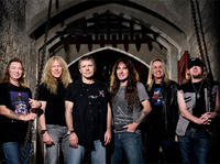 Koncert Iron Maiden w Łodzi
