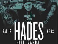 Hades/Galus/Kebs czyli Scena Prosto w Urban Garden