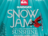 Quiksilver Snowjam 2012