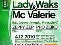 Oficjalne Afterparty Mistrzostw Świata DJ'ów IDA 2010