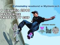 Myślenice Skate City Cup