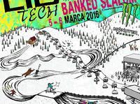 LibTech Banked Slalom 2016 - Wierchomla