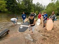Świder Skimboard Contest 2012
