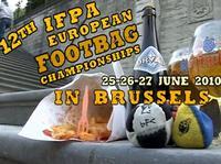 XII Mistrzostwa Europy w Footbagu 2010 IFPA