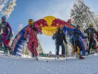 Juliany, Szczyrk - Red Bull Znazd Na Krechę