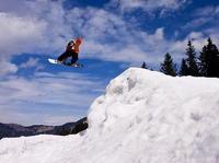 Mistrzostwa Polski w Snowboardzie Slopestyle i Big Air 2012