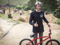 BMX-owa przygoda Dawida Godźka w Nowej Zelandii