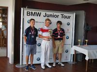 Turniej BMW PZG Junior Tour