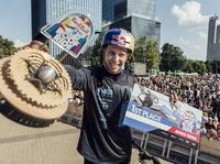 Red Bull Roof Ride Dawid Godziek