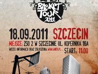 AND1 BASKET MUSIC TOUR 2011 w Szczecinie