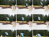 Nauka triku - 50-50
