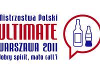 Nowe logo nadchodzących Mistrzostw Polski w ULTIMATE