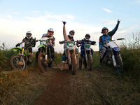 Agro-Wolice FMX, MX camp