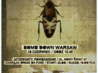 Start Bomb Down Warsaw