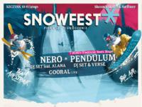Konkurs SnowFest Festival 2017