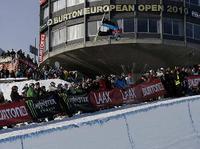 Termin Burton European Open ogłoszony