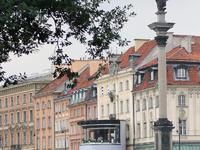 Warszawa i szał Euro 2012 - Plac Zamkowy