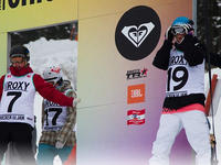 Roxy Snow 4 Girls Contest