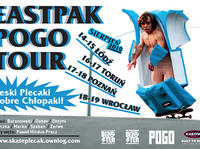 Pogo Eastpak Tour