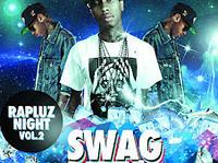 14.09 - RapLuz Night vol.2 - Swag Party