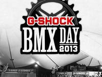 Nigel Sylvester na G-SHOCK BMX Day 2013