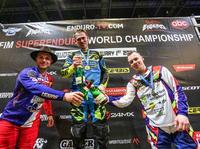 SuperEnduro Budapeszt: podium Puchar Europy