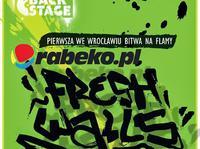 28.02 Wrocław: RABEKO Fresh Walls | Pierwsze eliminacje