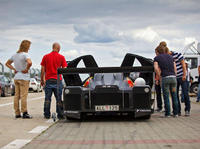 Super samochód – Ultima GTR