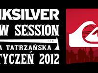 Quiksilver Snow Session 2012 przełożone