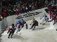Relacja z zawodów Red Bull Crashed Ice w Helsinkach