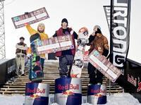 Podsumowanie Oscyp Snowboard Contest 2012