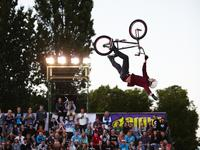 Scott Hamlin - Disco backflip @ Baltic Games 2011