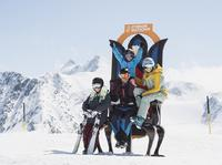 BIG Family Ski Camp Stubaier Gletscher