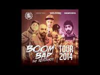 """CentrumStrona / Sensi - """"Boom Bap Na Rejonach"""" - wspólny numer promujący trasę"""